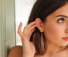 Earrings $95 Design Lab