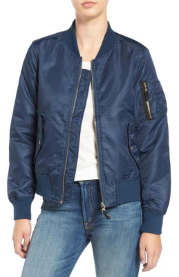 Steve Madden Bomber Jacket