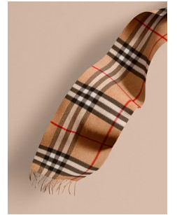 Burberry Classic Cashmere Scarf