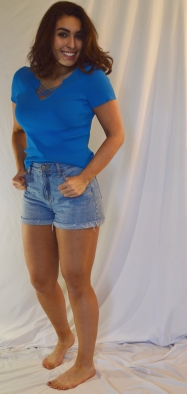 Top: Goodwill Jeans: Old Navy