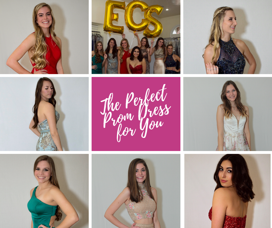 Find the right prom dress